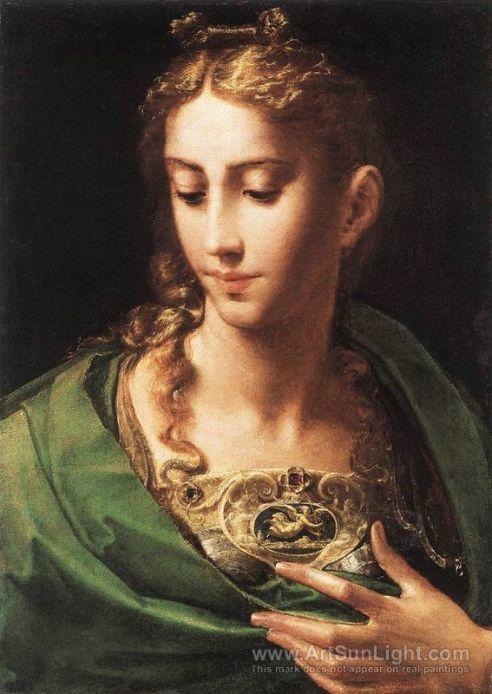 pallas-athene-by-Parmigianino-001
