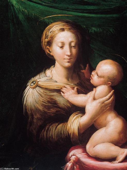 Parmigianino-Madonna-and-Child-2-
