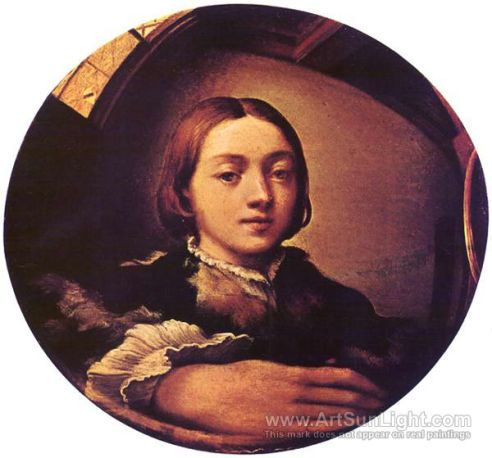 self-portrait-in-a-convex-mirror-by-Parmigianino-007