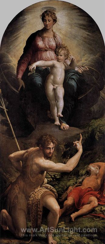 the-vision-of-st-jerome-by-Parmigianino-012
