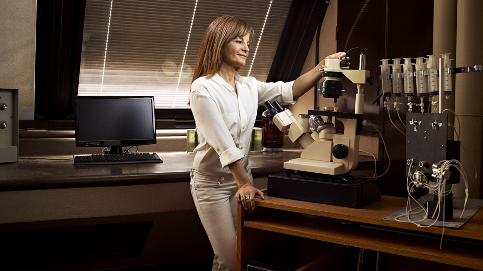 for-women-in-science-2014-Cecilia-Bouzat